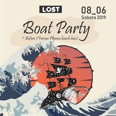 LOST Boat Party
