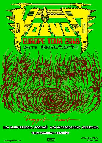 Voivod and Maggot Heart