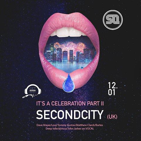 It's A Celebration! pres. Secondcity (UK)