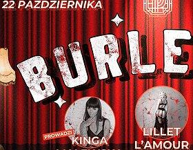 Burleska w Próżności - zapraszamy!