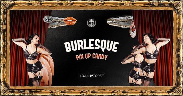 Burlesque w Próżności