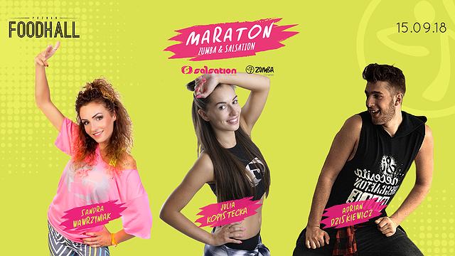 Maraton Fitness Zumba Salsation