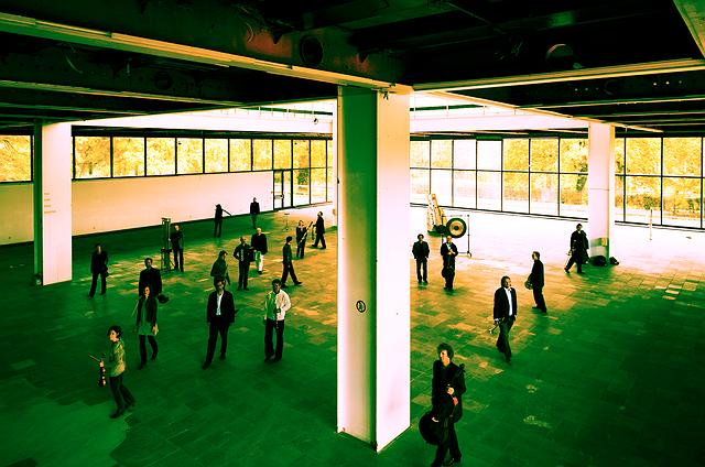 Klangforum Wien, fot. Lukas Beck