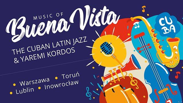 The Cuban Latin Jazz - Music Of Buena Vista