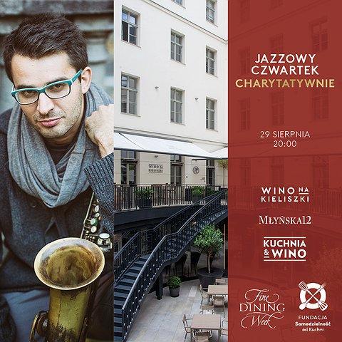 Jazzowy Czwartek Charytatywnie