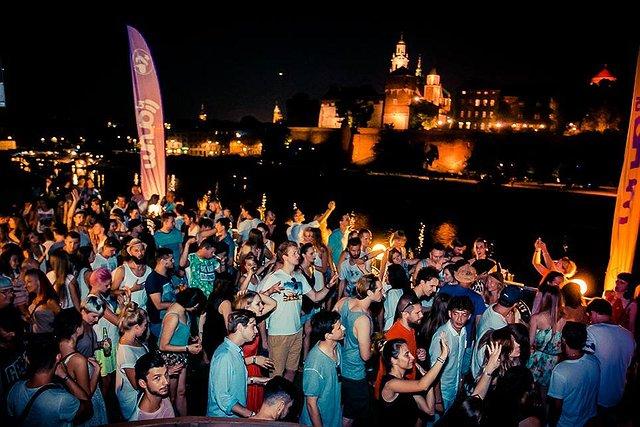 V sezon Roof Party w Krakowie