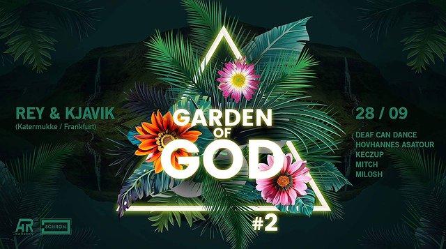 Garden of God #2: Rey & Kjavik (Katermukke)