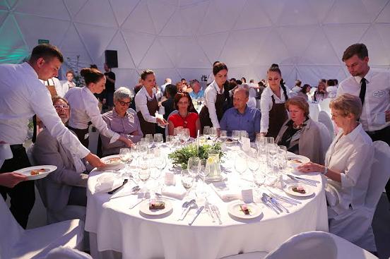 Kino Kulinarne - PGNiG Transatlantyk Festival