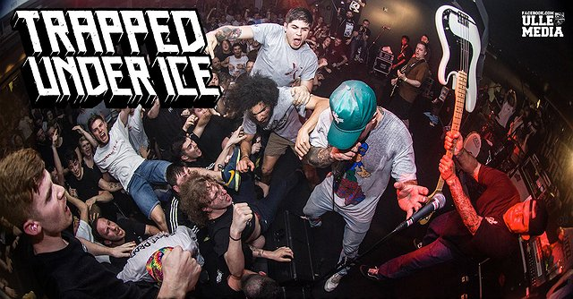 Trapped Under Ice