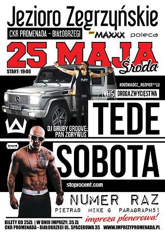 TEDE| SOBOTA| CKR PROMENADA 25.06.2016