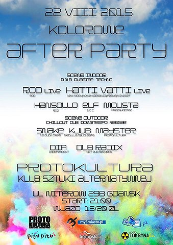 Kolorowe After Party