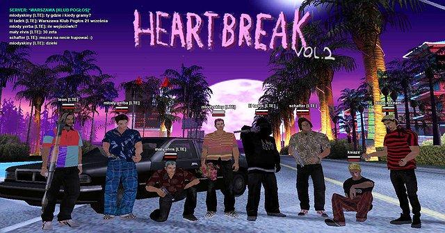HEARTBREAK VOL. 2