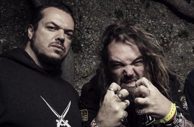 Maxx & Iggor Cavalera