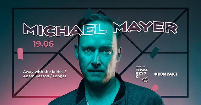 Sobota na NOCNYM | Michael Mayer