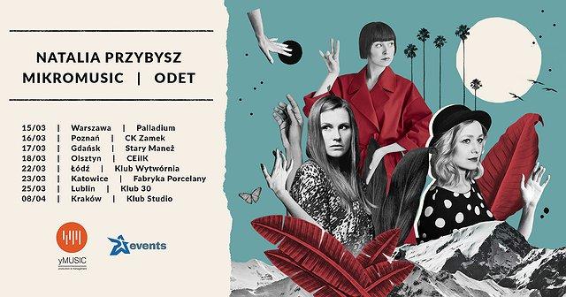 NATALIA PRZYBYSZ / MIKROMUSIC / ODET