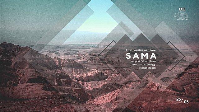 From Palestine with love: Sama / Schron