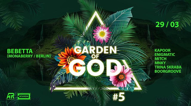 Garden of God #5: Bebetta