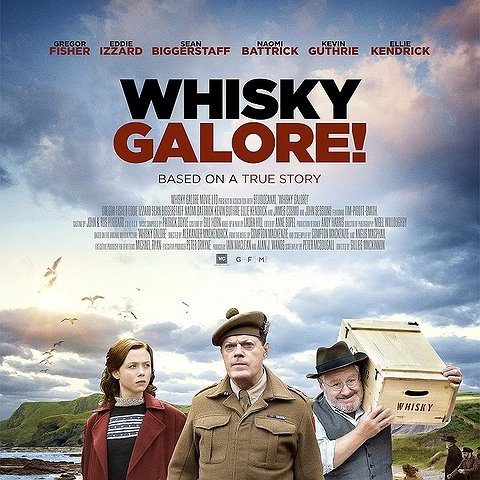Whisky Galore (2016 / Gillies MacKinnon)