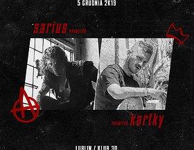 Sarius x Kartky