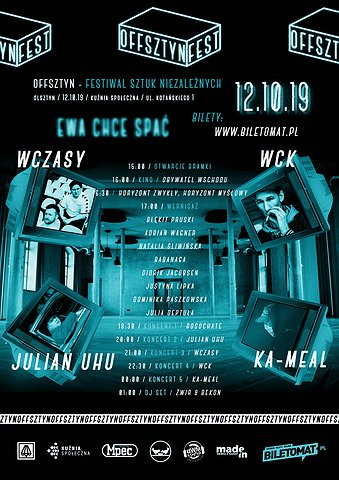 OFFSZTYN - Festiwal Sztuk Alternatywnych
