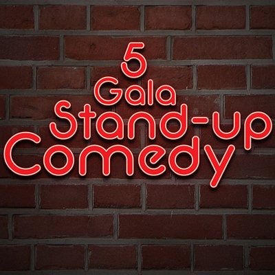 5 Jubileuszowa Gala Stand up Comedy