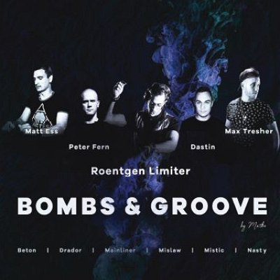 Bombs & Groove: Roentgen Limiter, Dual Force Records, Matt Ess