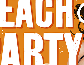 #muchos BIRTHDAY BEACH PARTY