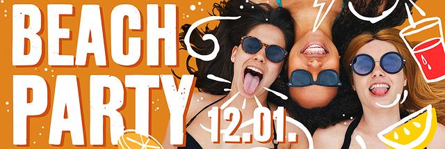 #muchos BIRTHDAY BEACH PARTY