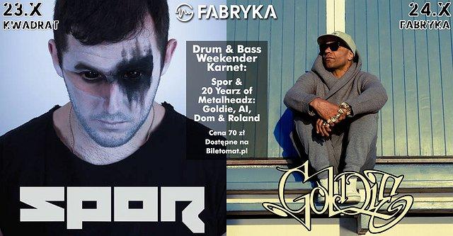 Drum & Bass Weekender Kraków 2015