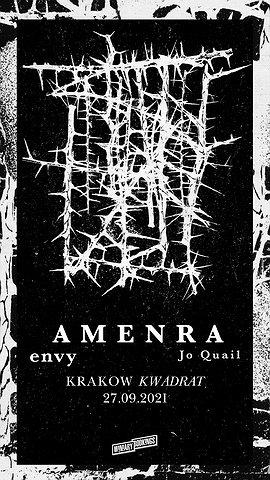 Bilety na Amenra / Kraków - Kraków