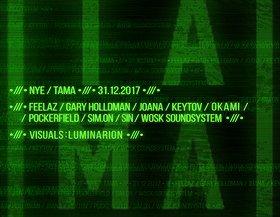 Enter the Matrix - NYE 2017/2018
