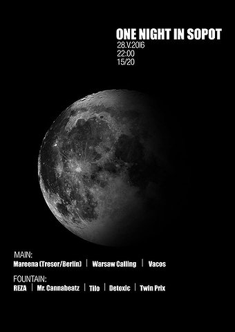 One Night In Sopot ╳ MAREENA [Tresor/Berlin] | Sfinks700