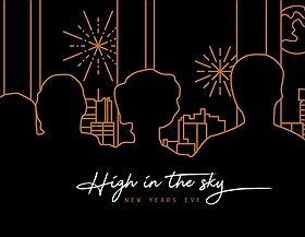 NEW YEARS EVE - HIGH IN THE SKY
