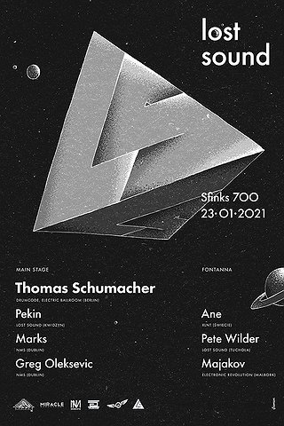 Lost Sound: Thomas Schumacher