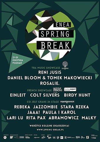 Enea Spring Break Showcase Festival & Conference 2016
