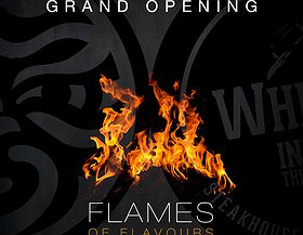 Flames of flavours