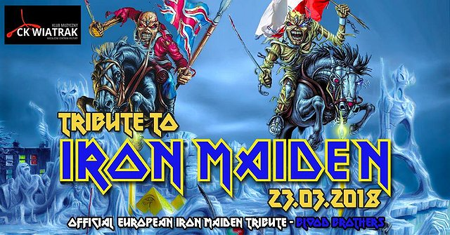 Tribute to Iron Maiden, Blood Brothers
