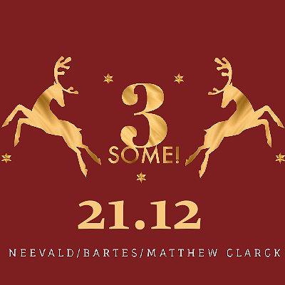 3SOME! Christmas Edition!