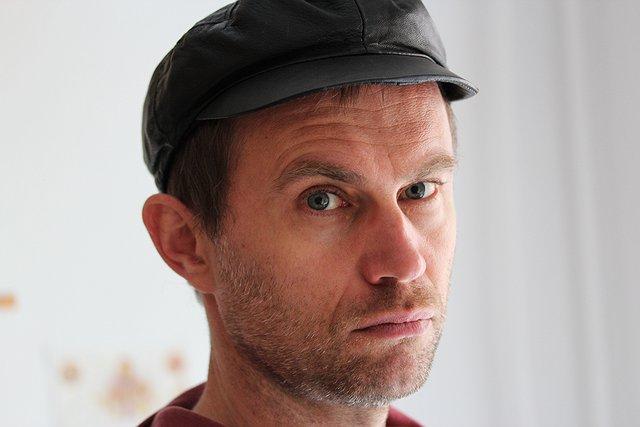 François Sarhan, fot. Janina Akh