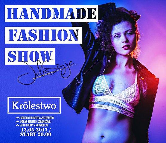 Handmade Fashion Show by Julia Szyje