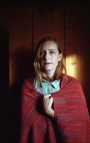 Laura Gibson, fot. Parker Fitzgerald