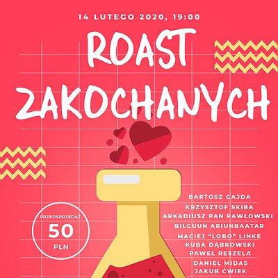 Roast Zakochanych