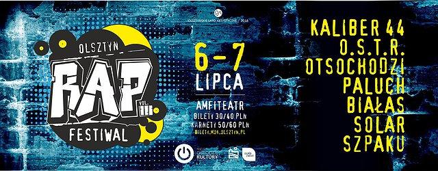 Olsztyn Rap Festiwal III