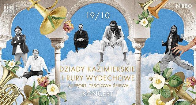 Dziady Kazimierskie i Rury Wydechowe   Balcan Disco Punk