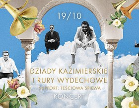 Dziady Kazimierskie i Rury Wydechowe | Balcan Disco Punk