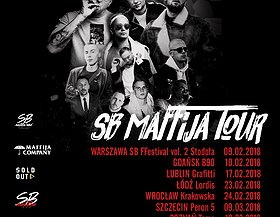 SB MAFFIJA TOUR