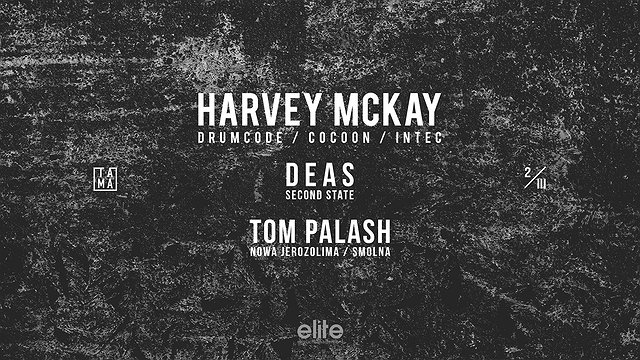 Harvey McKay / Deas / Tom Palash