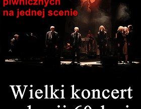 Piwnica pod Baranami: Wielki koncert z okazji 60-lecia