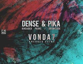 Kneaded Pains Showcase: Dense & Pika / Vonda7