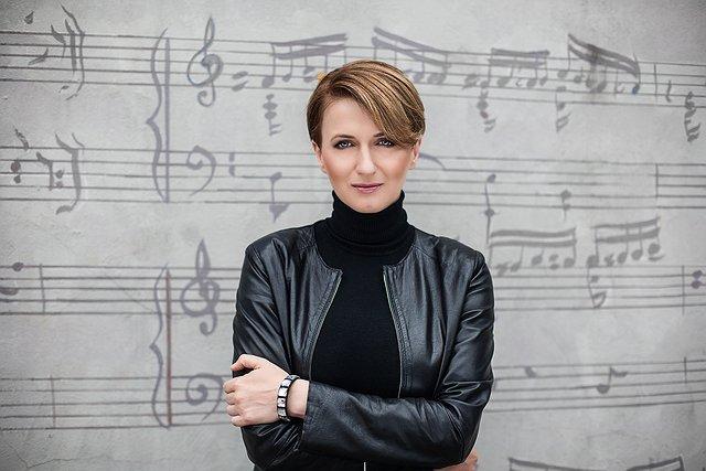 Monika Wolińska, fot. Barbara Piotrowska